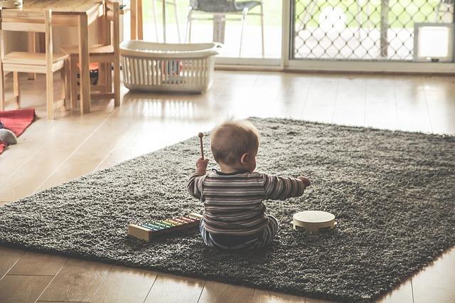 Jakie są odpowiednie zabawki dla małych dzieci?