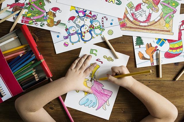 Dziecięce kolorowanki do wydrukowania