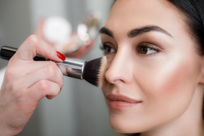 Makijaż dla cery wrażliwej