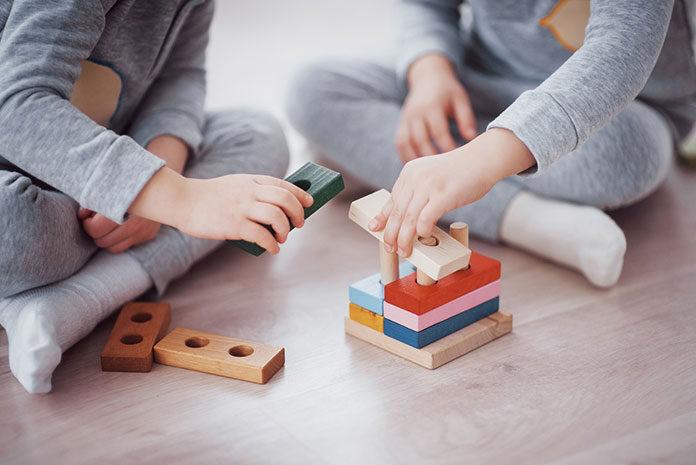 O dziecięcych zabawkach edukacyjnych