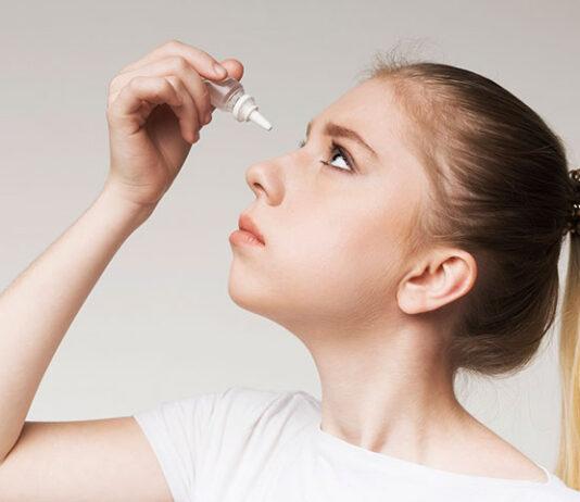 Sposób na suche i podrażnione oczy